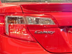 Preowned Toyota Camry