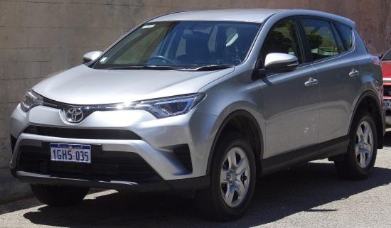 Toyota Rav Used Car Dealer